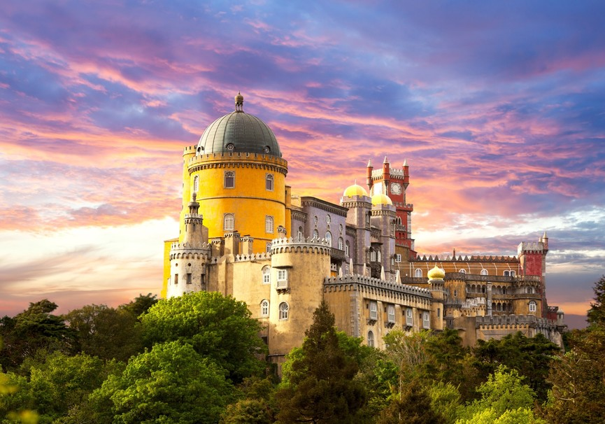 Medium sintra tours pena palace lisboa