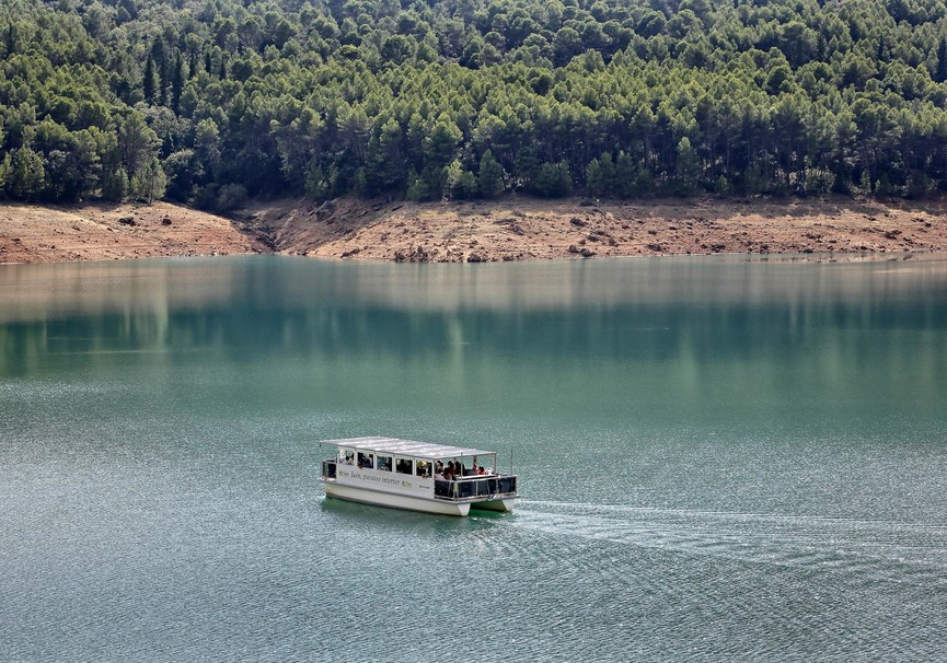 Medium embalse el tranco 184
