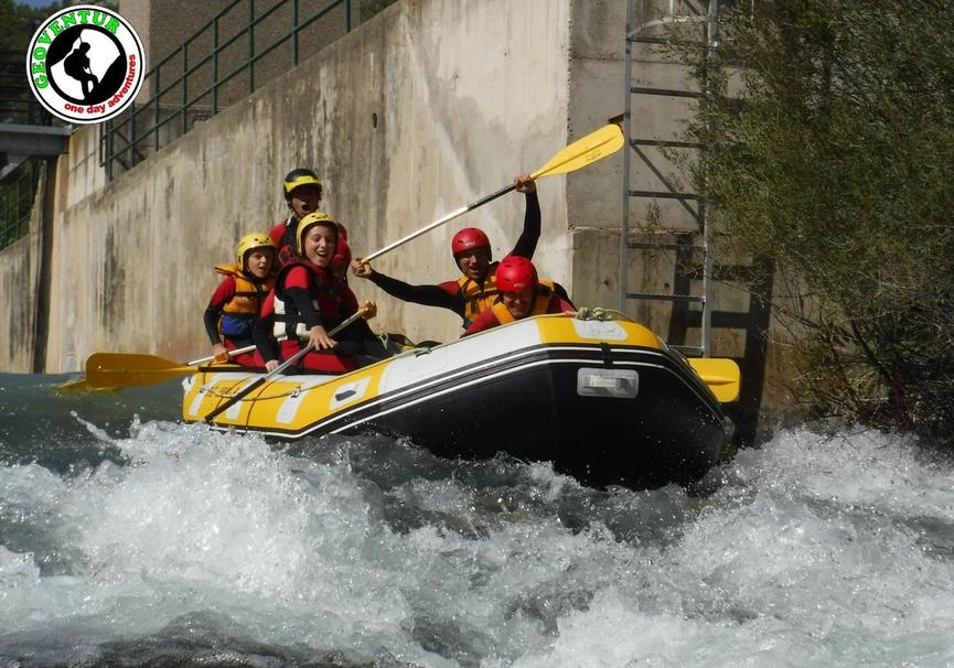 Medium rafting teruel geoventur  15