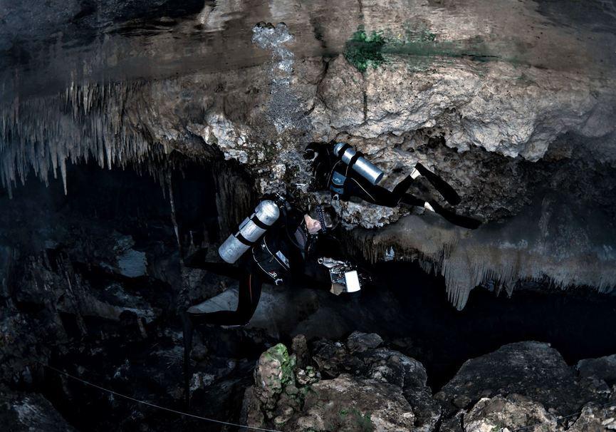 Medium cavern tour one cenote 1  1