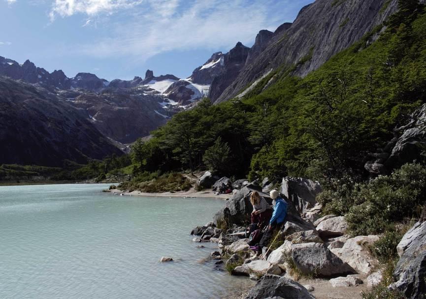 Medium trekking laguna esmeralda 09