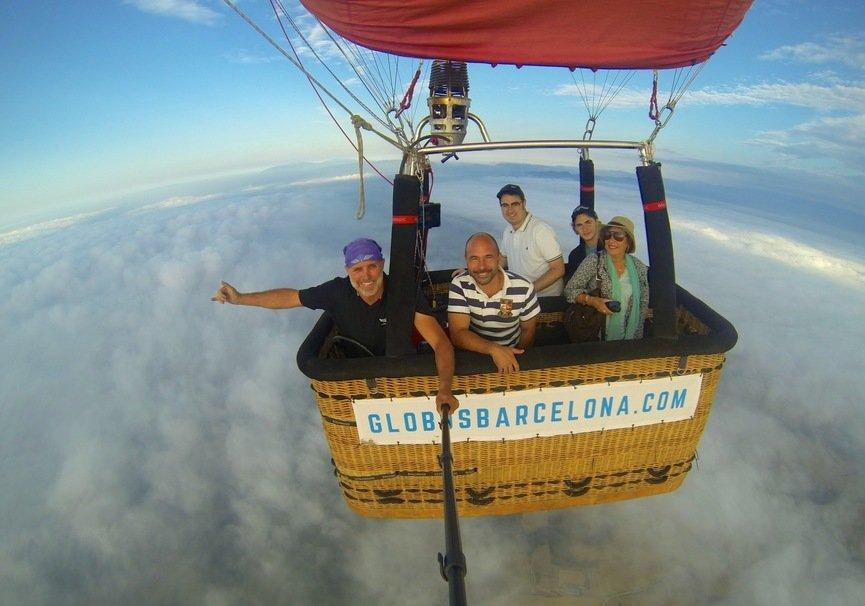 Medium vuelo en globo oferta