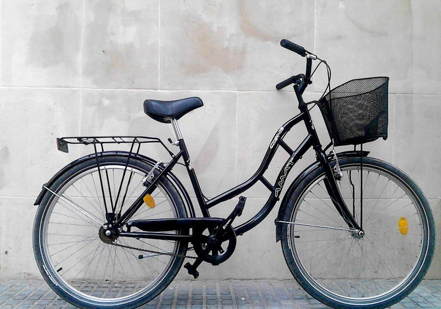Medium bike rental   ebike malaga 1