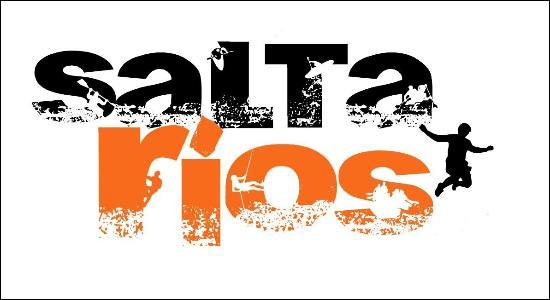 Rafting saltarios
