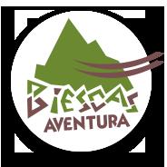Logo biescas aventura