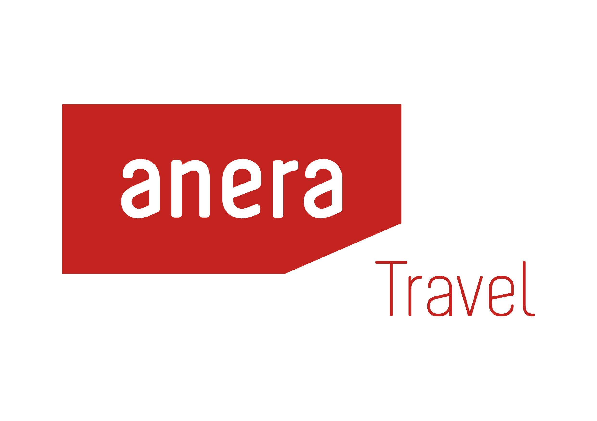 Anera travel rojo transpatente