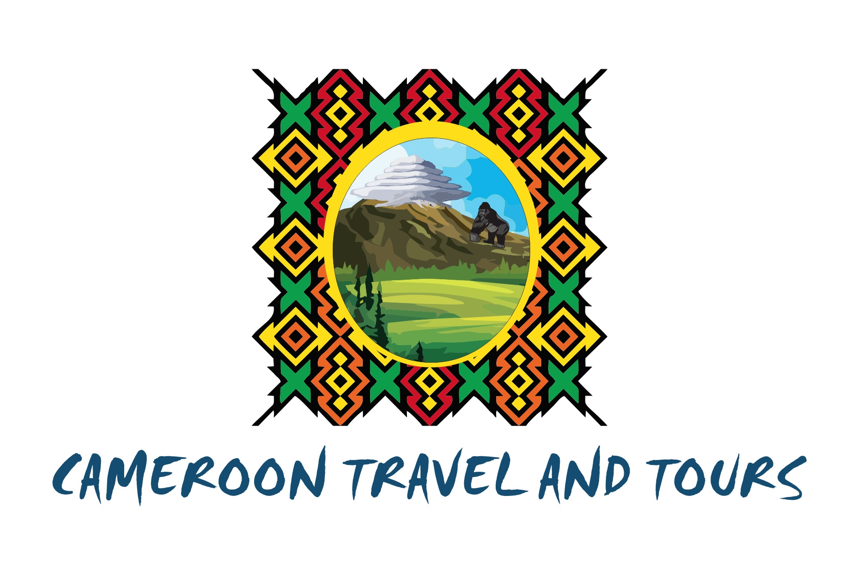 Cameroon travel and tours logo