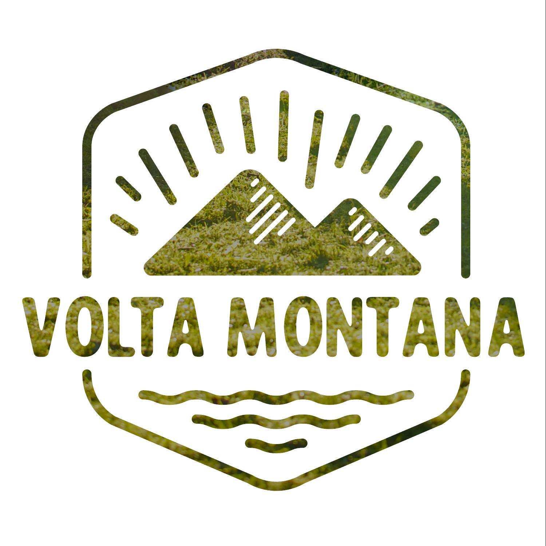 Logo volta montana