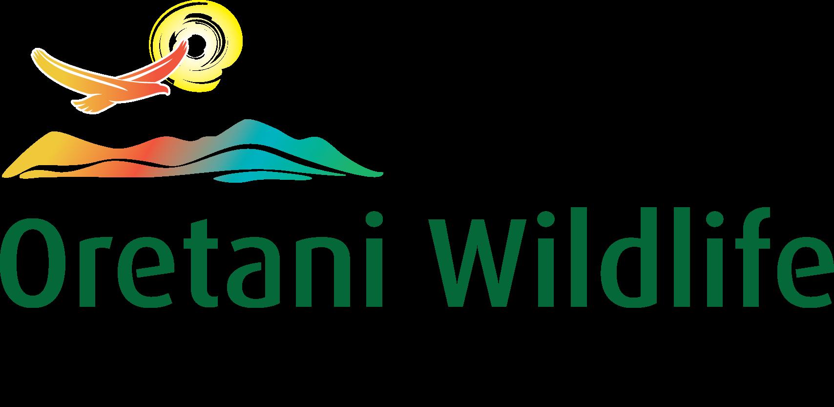 Oretani wildlife logo