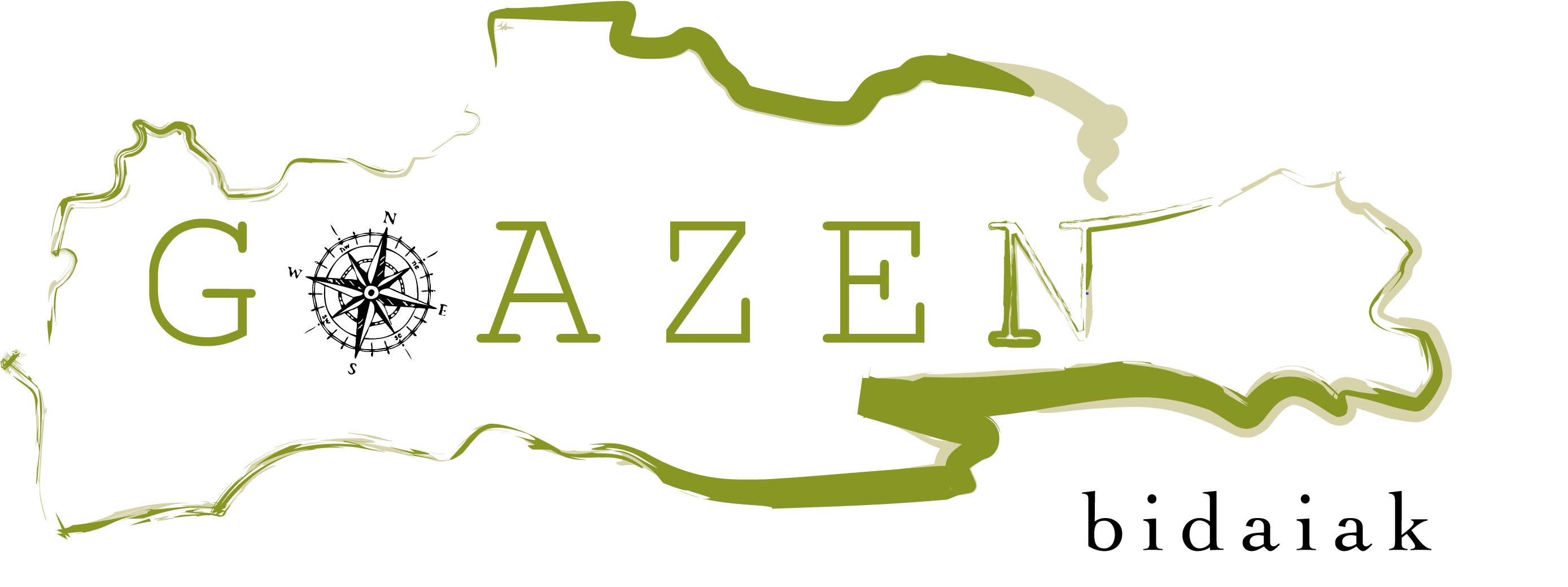 Logo goazen bidaiak